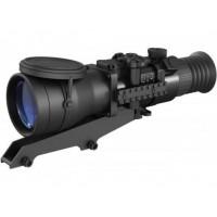 Yukon Phantom 3x50 (3x, 50мм F/1,6, сетка Mildot, ИК подсветка 100мВт, 45штр/мм) поколение II+