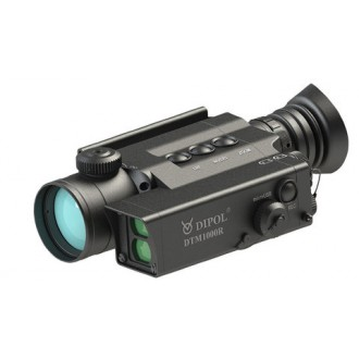 Диполь DTM1000R с лазерным дальномером (2.3x40, 50Гц, 384х288, 40/F1.0)