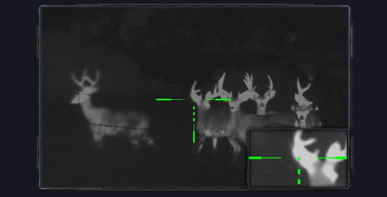 сравнение тепловизионного охотничьего прицела iRay