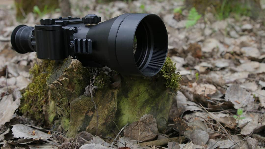 фото тепловизионного охотничьего прицела LEGAT Gen2 Lite 3F75