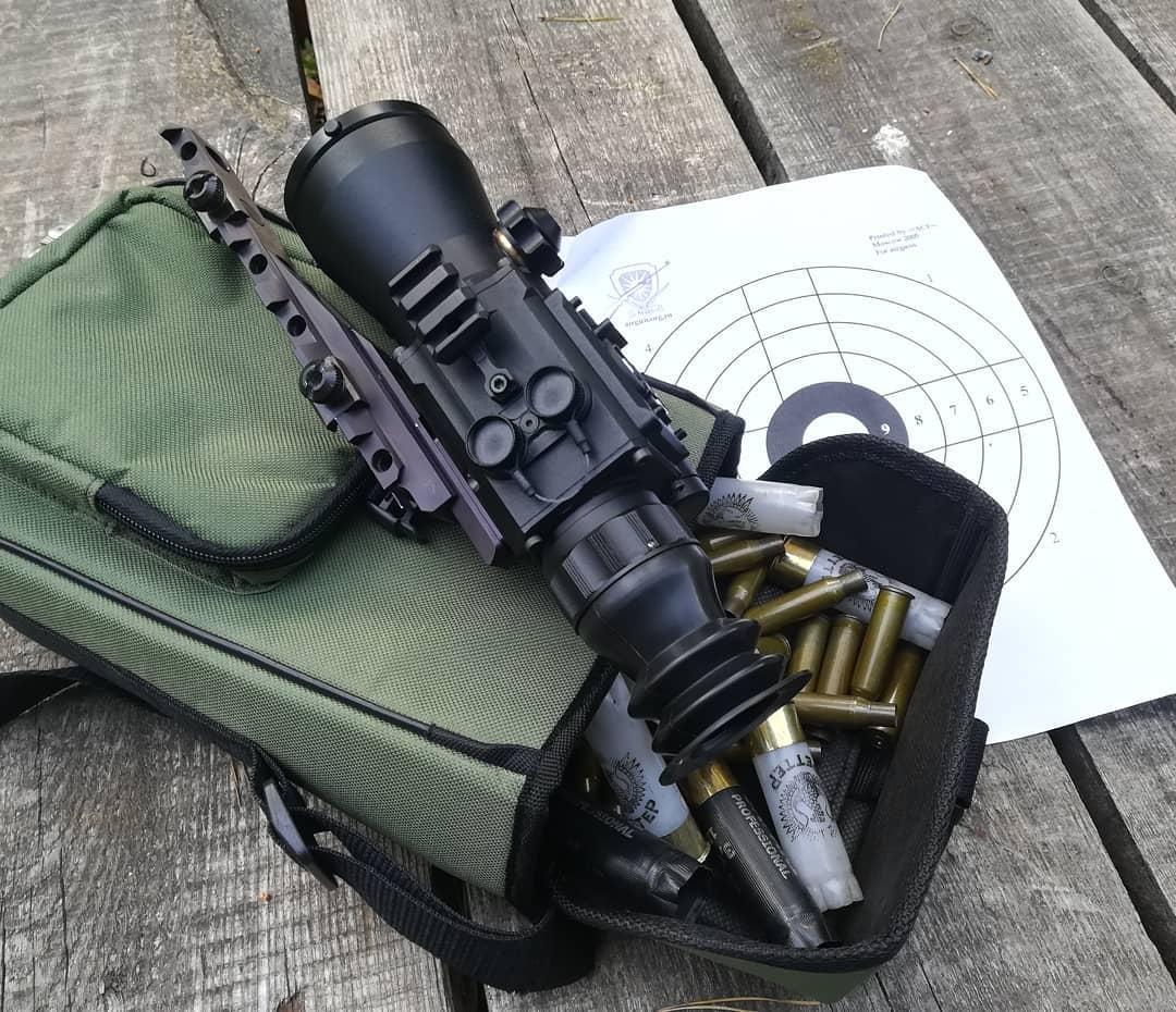 фотография тепловизионного охотничьего прицела LEGAT PRO 75