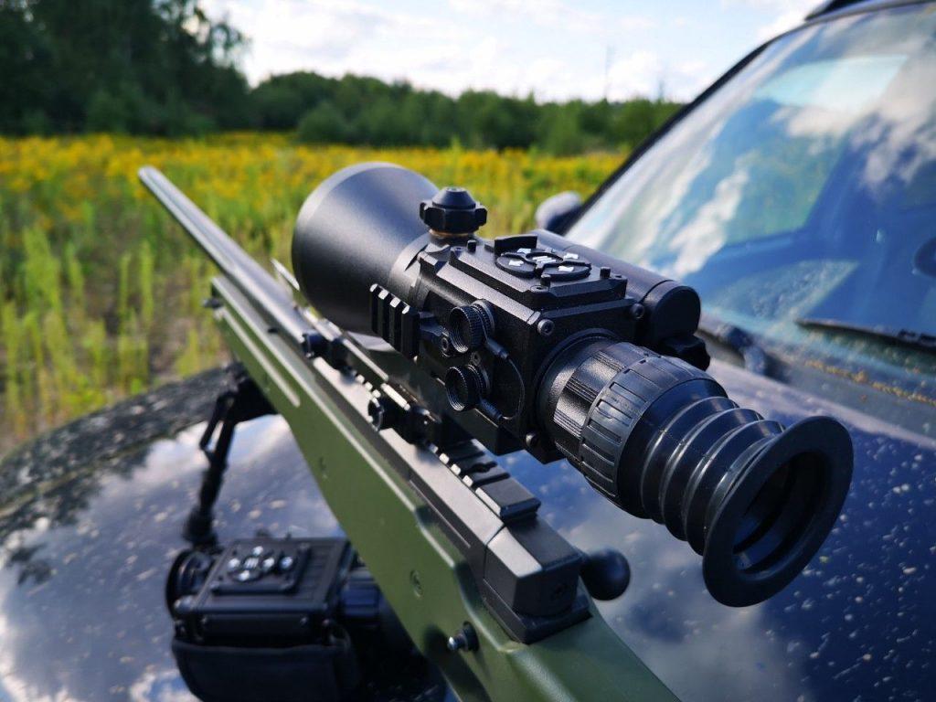 фото тепловизионного охотничьего прицела LEGAT PRO 75
