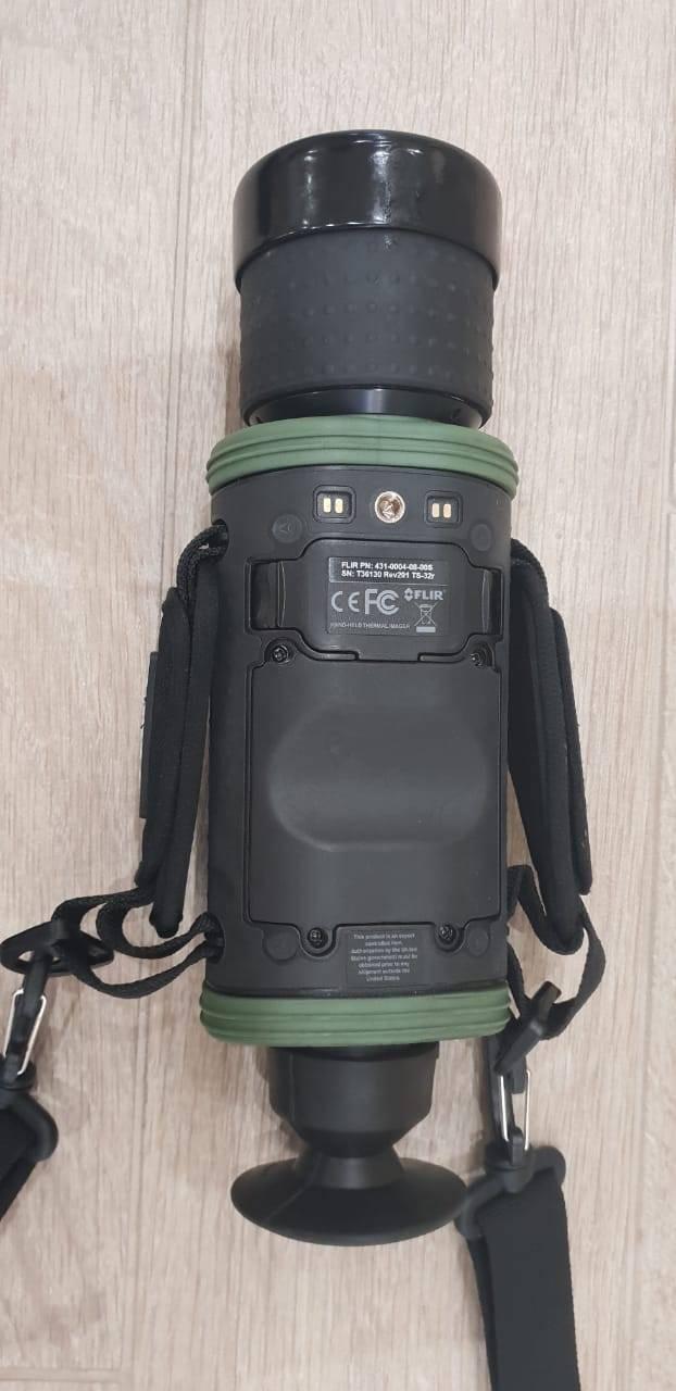 фотография тепловизионного охотничьего прицела Flir SCOUT TS32 Pro