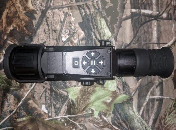 фотография тепловизионного охотничьего прицела iRay XSight SL-50
