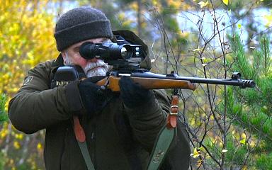 фото тепловизионного охотничьего прицела Dedal-T2.380 LRF Hunter с дальномером v.5.1